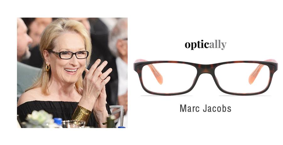d24687710e Style Alert Meryl Streep In Designer Glasses