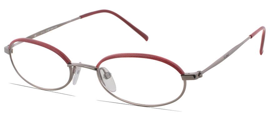 Police V8460 C568X - oval frames - Prescription Glasses